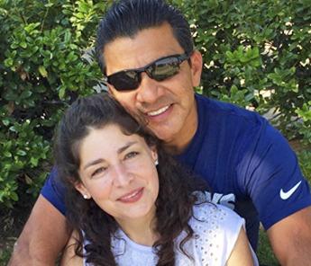 Carlos and Sandra Hernandez
